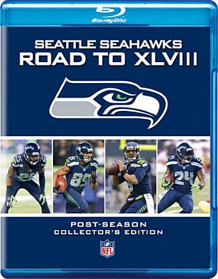 SEATTLE SEAHAWKS:ROAD TO SUPER BOWL X (Blu-Ray)